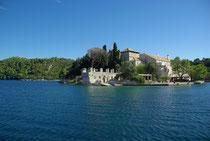 Kloster Sv.Marija, Insel Mljet