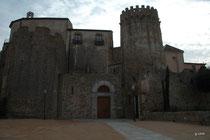 Monastère Bénédictin de St Féliu de Guixols
