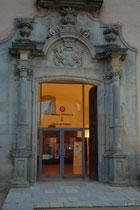 Entrée du musée de St Féliu de Guixols