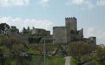 Enna le château