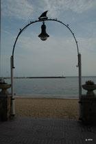 St Féliu de Guixols le bord de mer