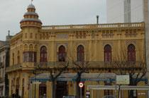 """Casino """"la Constancia"""" St Féliu de Guixols"""