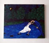 Calm : P20 Canvas Oil 2013