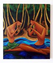 共に : F10 Canvas Oil 2012