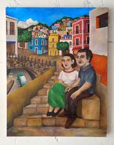 宝石箱 : F50 Canvas Oil 2015