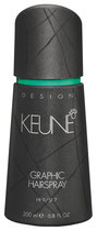 KEUNE DESIGN GRAPHIC HAIRSPRAY 200 ml
