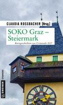 Agathe Bauer - in: SOKO Graz-Steiermark, Gmeiner 2017