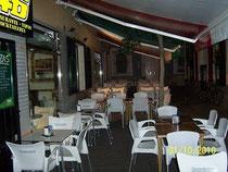 Fotos restaurante 46 para despedidas de soltero y soltera en Almeria Centro 2