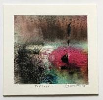 Prèsage, 2015, 11 x 11 cm