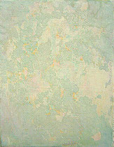 壁   2014 油彩 キャンバス F0号 作家蔵       Wall  2014   oil paint、canvas、collection of the artist