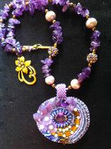 L'amour est un bouquet de violettes