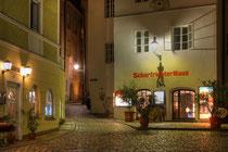 Passau Altstadt Scharfrichterhaus