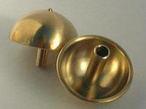 Kugelkreisel zerlegbar in zwei Einzelkreisel