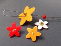 Drellkreisel Blumen