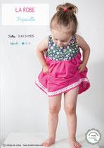"E-patron robe bébé ""fripouille"""