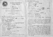 Certifikat, abgelaufen seit 51 Jahren !!!
