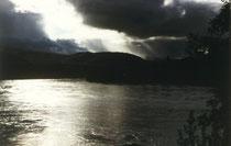 Gewitter am Yukon