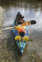 Einsatzstelle Nisutlin, Yukon Territory
