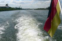 Der Hafenkanal