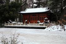 Zoo - Halle des Glücks im Chinesischen Garten