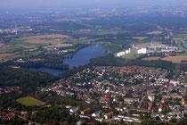 Homberg mit dem Uettelsheimer See.