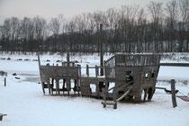 Wasserwelt Wedau - Spielschiff