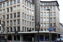 Karstadt-Lager Ecke Tonhallenstraße / Am Buchenbaum