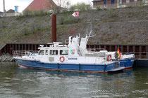 Boote der Wasserschutzpolizei