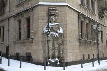 Innenstadt - Roland am Rathaus