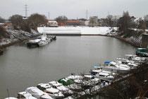 Ruhrort - Eisenbahnhafen