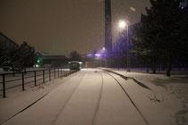 Landschaftspark Nord - alte Gleisanlagen