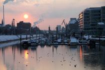 Innenhafen - Marina
