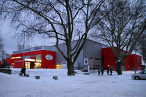 Neudorf-Süd - Scania-Arena (Eishalle)