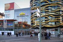 November 2011 - Ende Oktober eröffnete die Königsgalerie - das neue Einkaufszentrum im Herzen der Duisburger Innenstadt zwischen Kuhstraße und Sonnenwall.