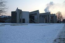 Innenhafen - Jüdisches Gemeindezentrum