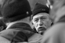 José Bové, Manifestation Anti-aéroport, Notre-Dame des Landes, 27/02/16.