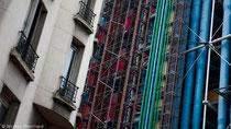Centre Pompidou, Paris, Février 2016