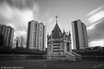 Alençon, Place de la providence, Février 2016