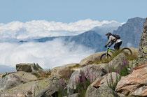 VTT, Alpes d'Huez, Juillet 2015