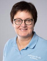 A. Hilbing / Pflegedienstleitung, Krankenschwester