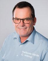C. Hilbing / Geschäftsführer, Krankenpfleger