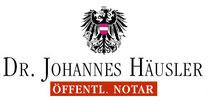 Notar Johannes Häusler