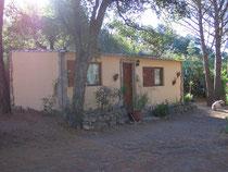 Unsere Unterkunft - Casa Pino