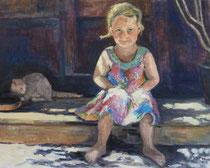 Summerdays Nr. 4, 73 x93 cm