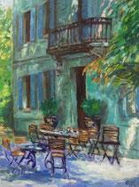 The Light Of Provence Nr. 2, Öl_Lwd.60x80cm