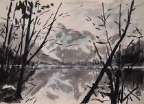 Blick auf den See Nr. 3