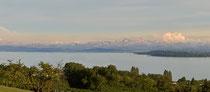 Blick von Überlingen auf den Obersee und Säntis 170717-095