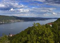 Blick auf den Überlinger See vom Bodanrück 170515-013V