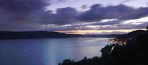 Hödingen, abendlicher Ausblick auf den Überlinger See 120709-028