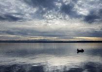 Angler vor Meersburg  210204-005V